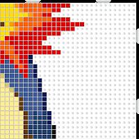 hamabeads pokemon typhlosion 4