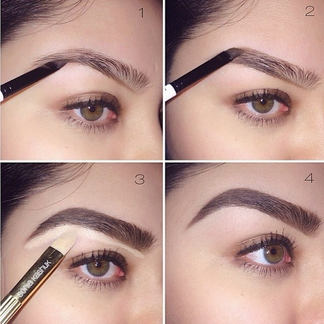 How To Perfectly Shape Your Eyebrows B G Fashion