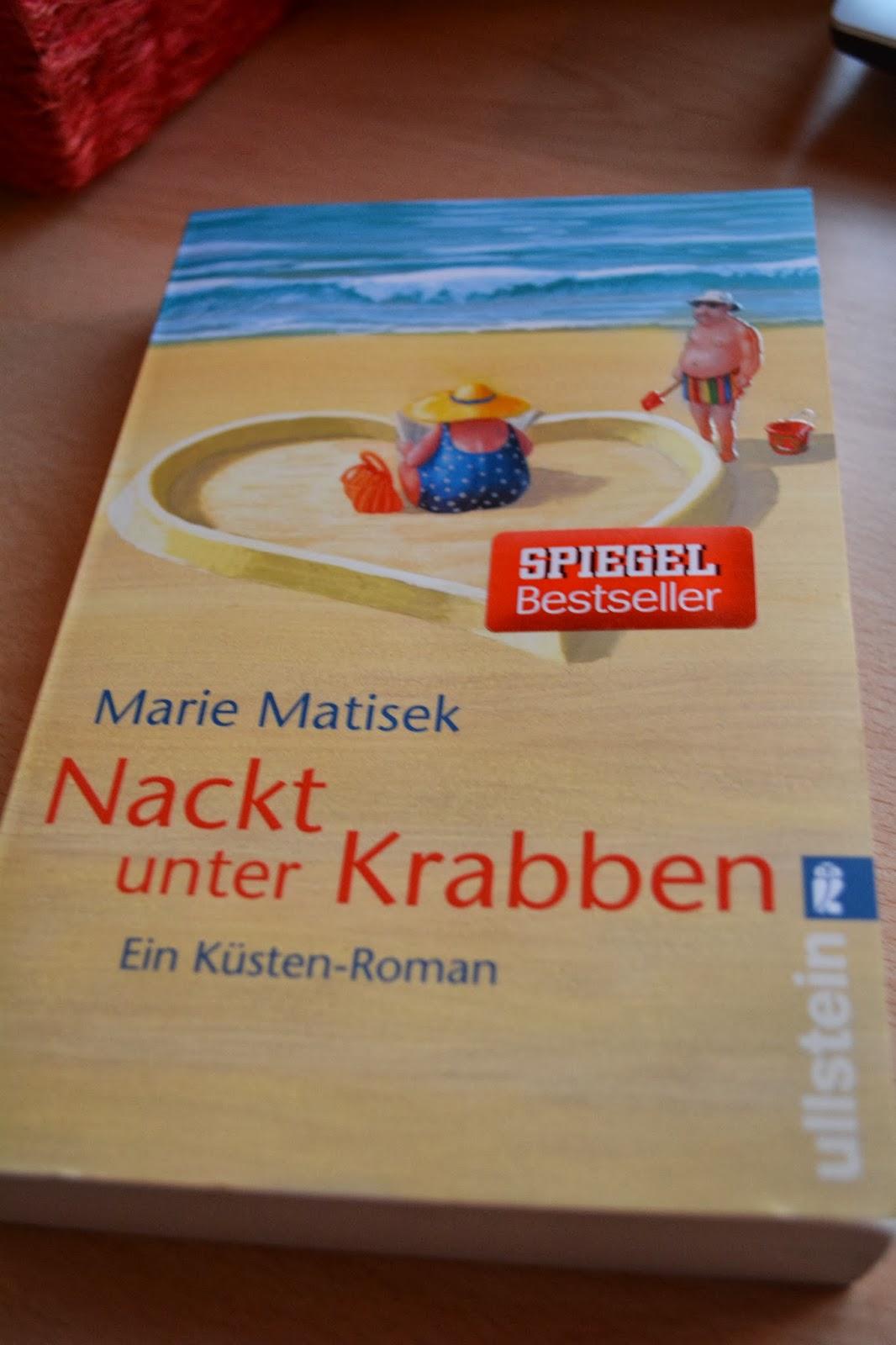 nackt unter krabben: ein küsten-roman