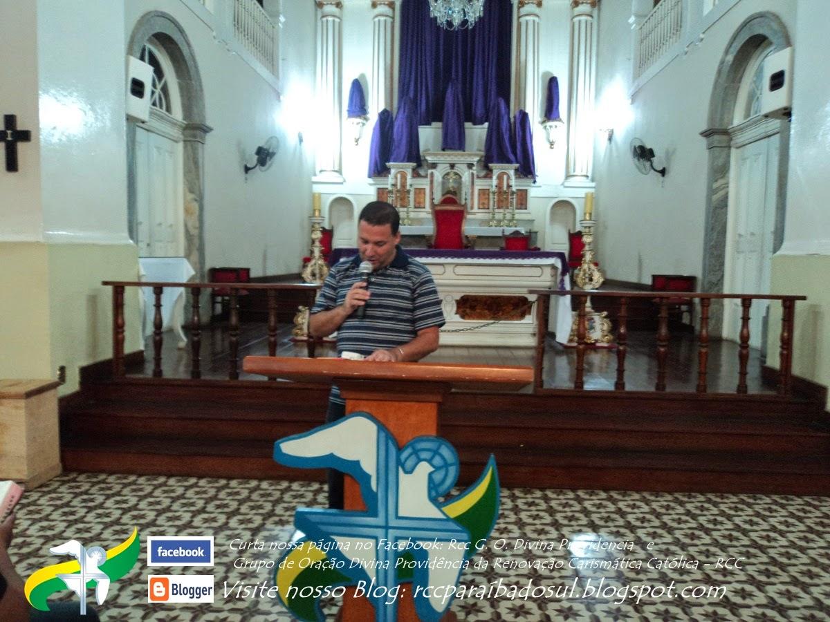 4ª  Semana de Oração por Cura Interior - 01/04/2014
