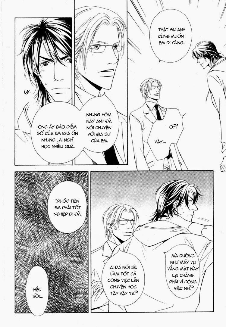TruyenHay.Com - Ảnh 30 - Gokujou no Koibito Chương 20 - END