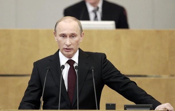 В.Путин: Россия первая по добыче нефти в мире, а экономика восстановится на докризисный уровень до 2012 года