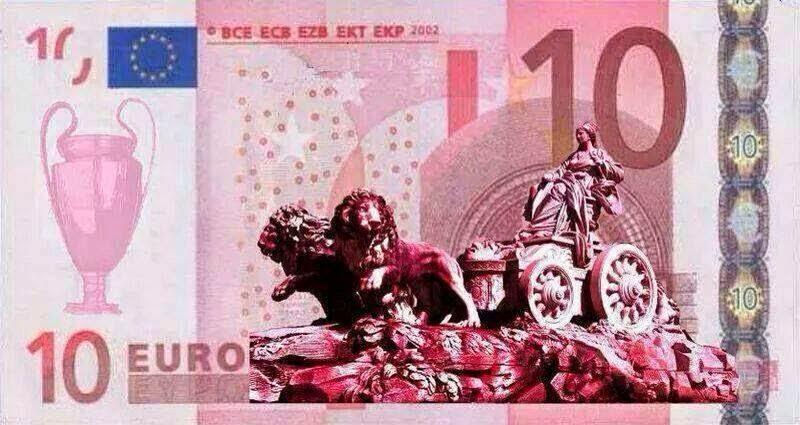 El nuevo billete de 10€