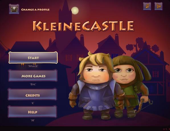Unblocked Game : Kleine Castle