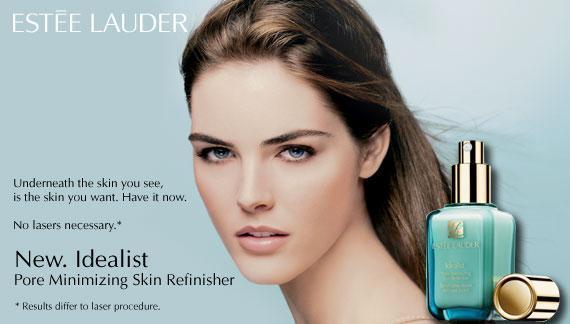 Idealist Pore Minimizing Skin Refinisher da Estée Lauder