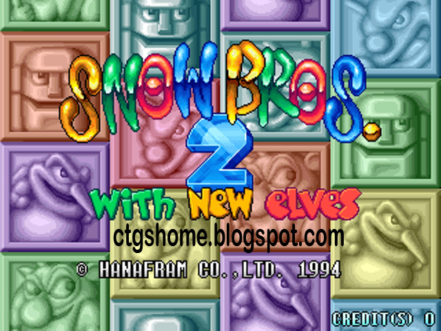 Snow bros 1 game download