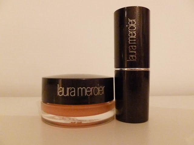 Laura Mercier Lip Shine and Lip Colour