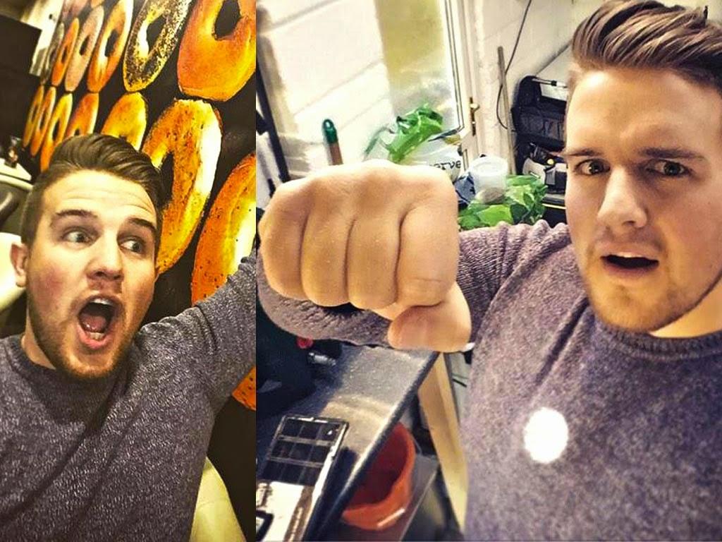 Vine Star Ben Philips Account Hacked