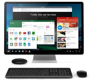 Mengenal Lebih Dekat Dengan Remix OS, Android Rasa Windows Di PC