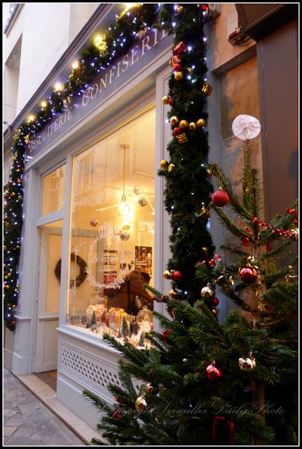 La Varenne Versailles Noël Sapin Christmas