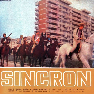 Sincron - Sincron 1967 (Romania, Beat, Pop)
