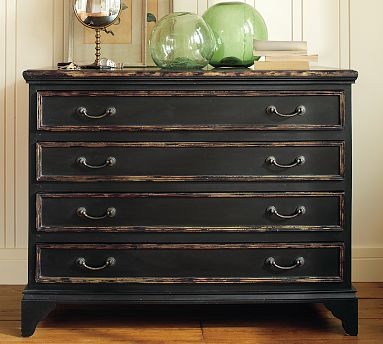 Black Antique Furniture the yellow cape cod: video tutorial: how to achieve the