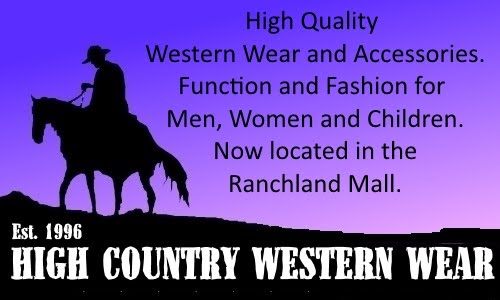 High Country opening