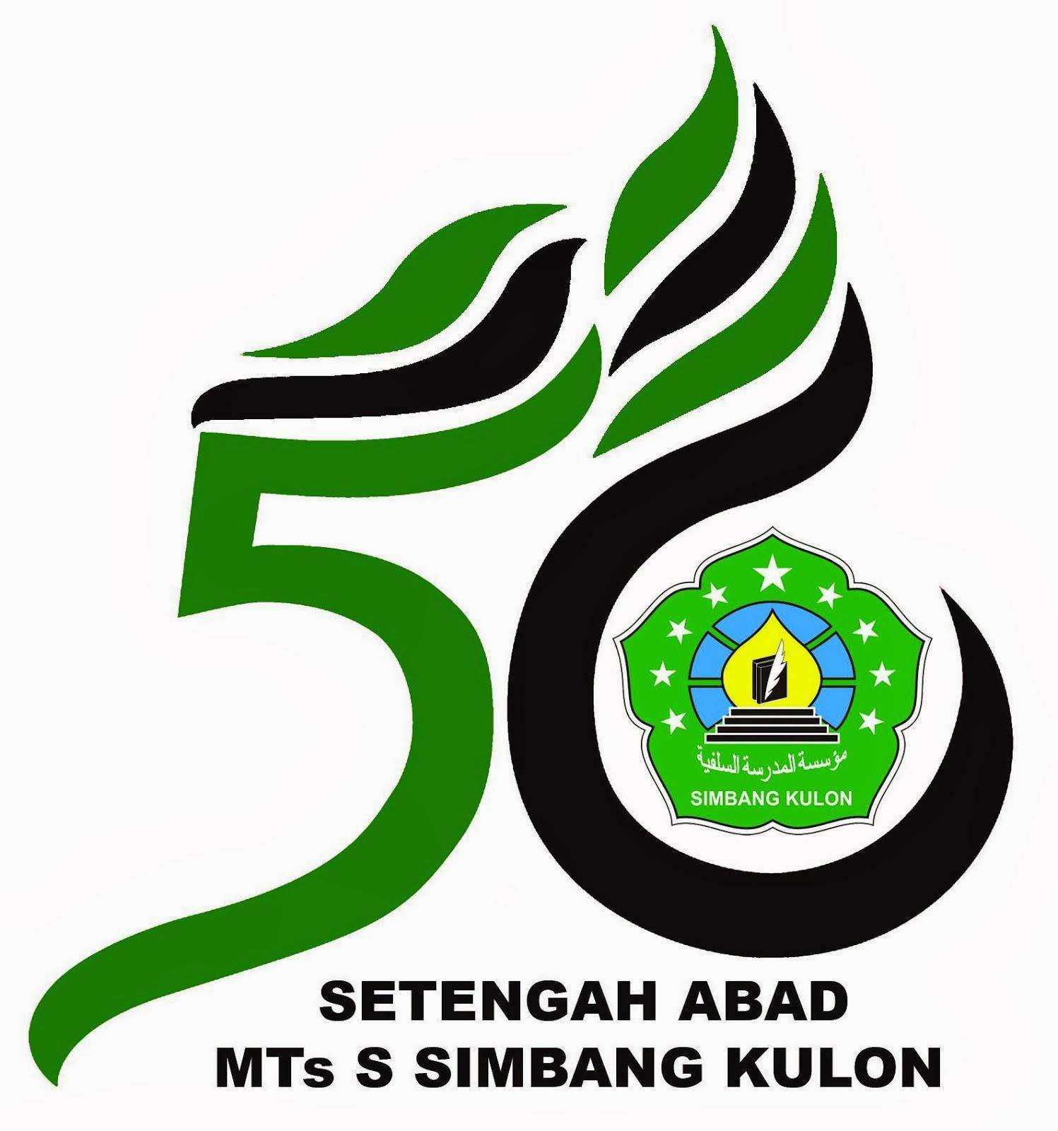 50 TAHUN MTs SIMBANGKULON I