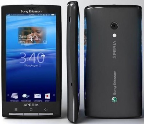 Sony Ericsson Xperia X10 android phone price in india ...