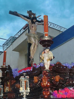 Semana Santa de San Juan de Aznalfarache - Cristo del Amor