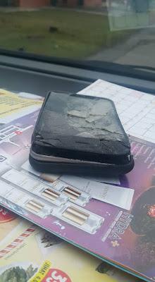 Paha Cedera Gara-gara iPhone 6 Meletup Dalam Poket Seluar