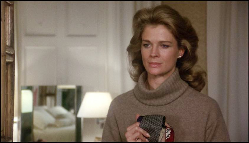 Candice Bergen starting over