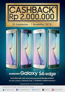 Promo Samsung Terbaru