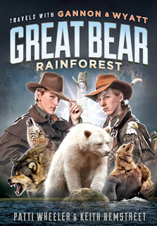 Great Bear Rainforest Book Cover