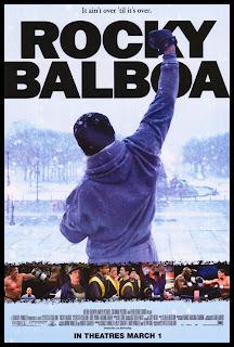 Poster de Rocky Balboa (Rocky 6)