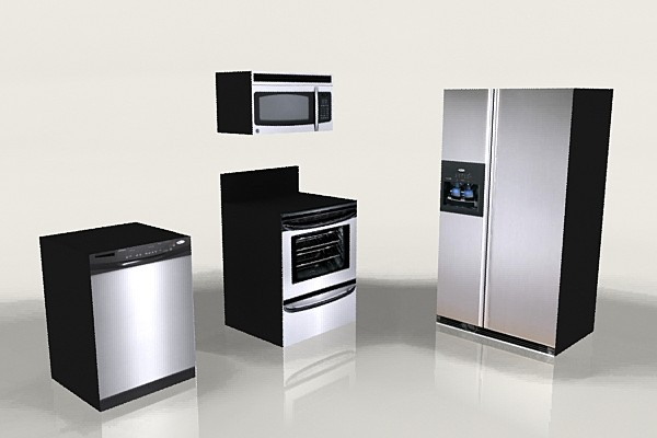 We also service all major kitchen appliances.