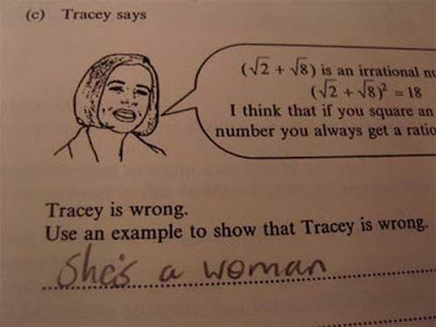 Funniest Answer Sheets!