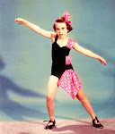 """Happy Feet""- 1958 dance recital"
