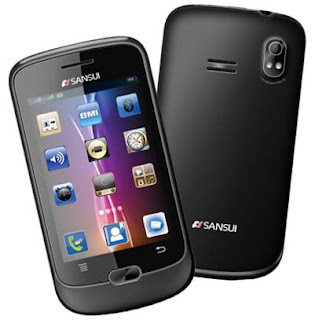 Sansui S55T Dual SIM Touchscreen Mobile