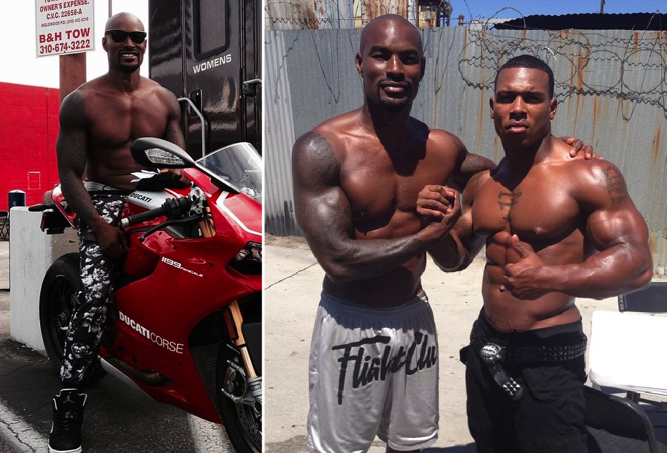 Tyson Beckford Brother 54989 Flashtop