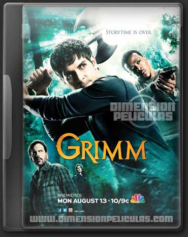 Grimm Temporada 2 (HDTV Inglés Subtitulada)