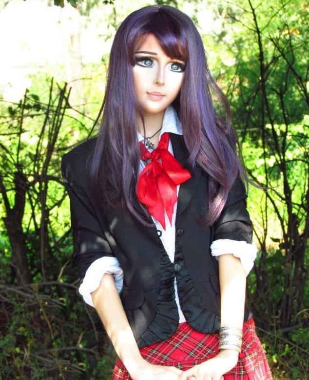 ... Anime Jepang, Fukkacumi dengan menghabiskan waktu berjam-jam untuk di