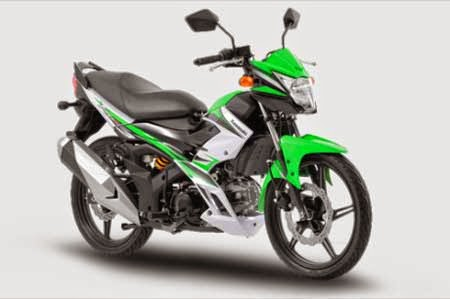 New Kawasaki Athlete 2015