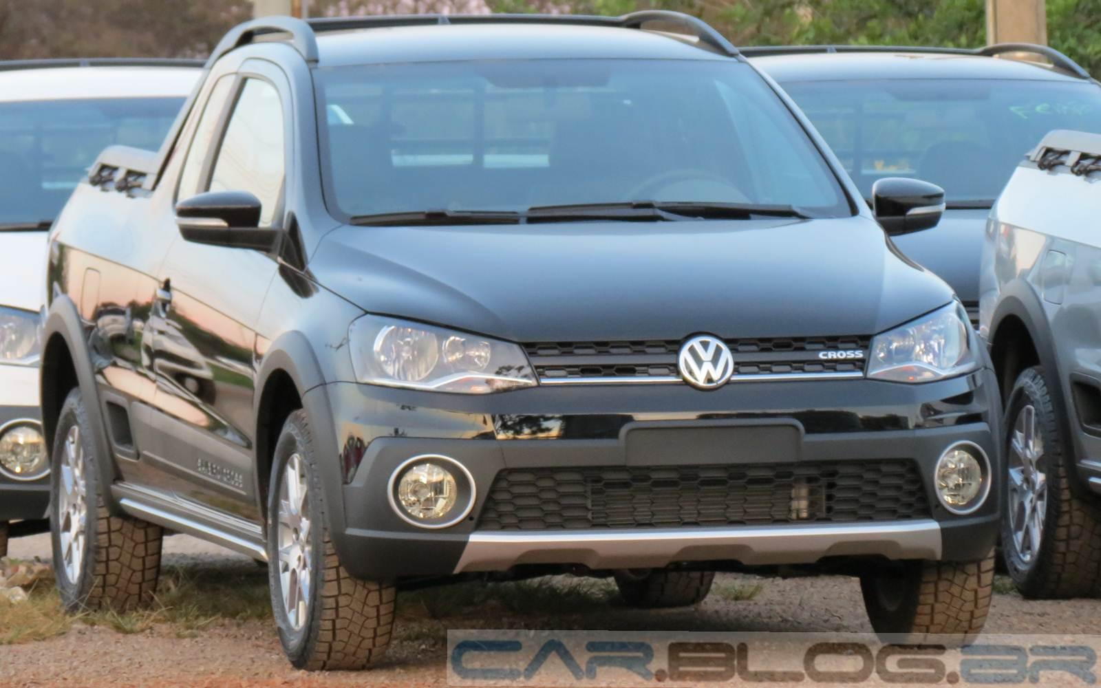 Volkswagen Saveiro 2014 Cross - 2º comercial leve mais vendido do Brasil