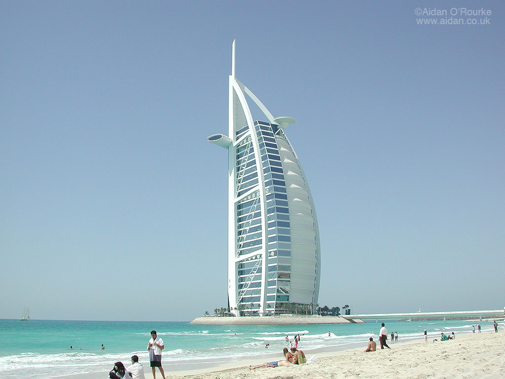 Dubai tour guide burj al arab for Burj arab dubai