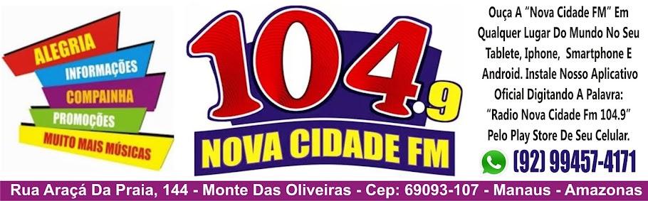 Rádio Nova Cidade Fm