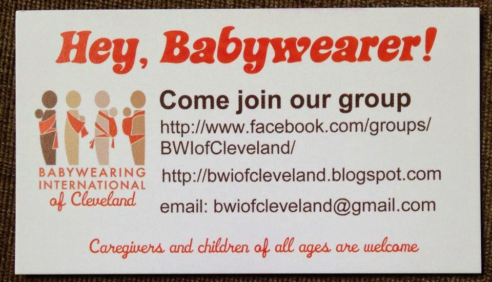 Babywearing international of cleveland new membership cards and into a fellow babywearer in the wild and didnt know exactly how to approach them but you were dying to well our new business cards make it super easy colourmoves