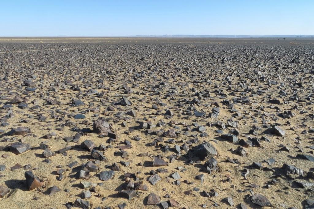 Desert run 2013 4 de 5 3 etapa mitad del desierto for Suelo pedregoso