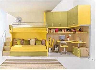 Decora el hogar dormitorios modernos y juveniles - Dormitorios juveniles de nina ...