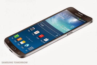 Samsung, Samsung Galaxy Round, Galaxy Round