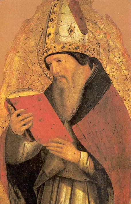 a biography of saint augustine a catholic saint Absolutely beautiful 2 page laminated biography of st augustine lives of  prayer to saint, feast day st augustine of hippo is the  conference of catholic.