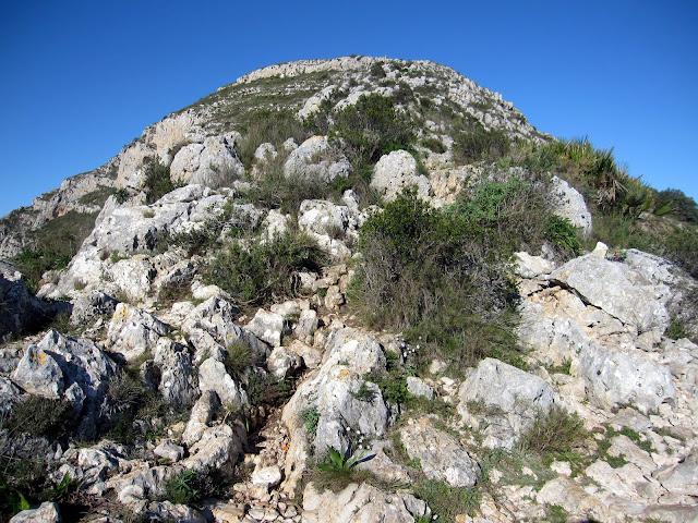 Cresta El Montgó