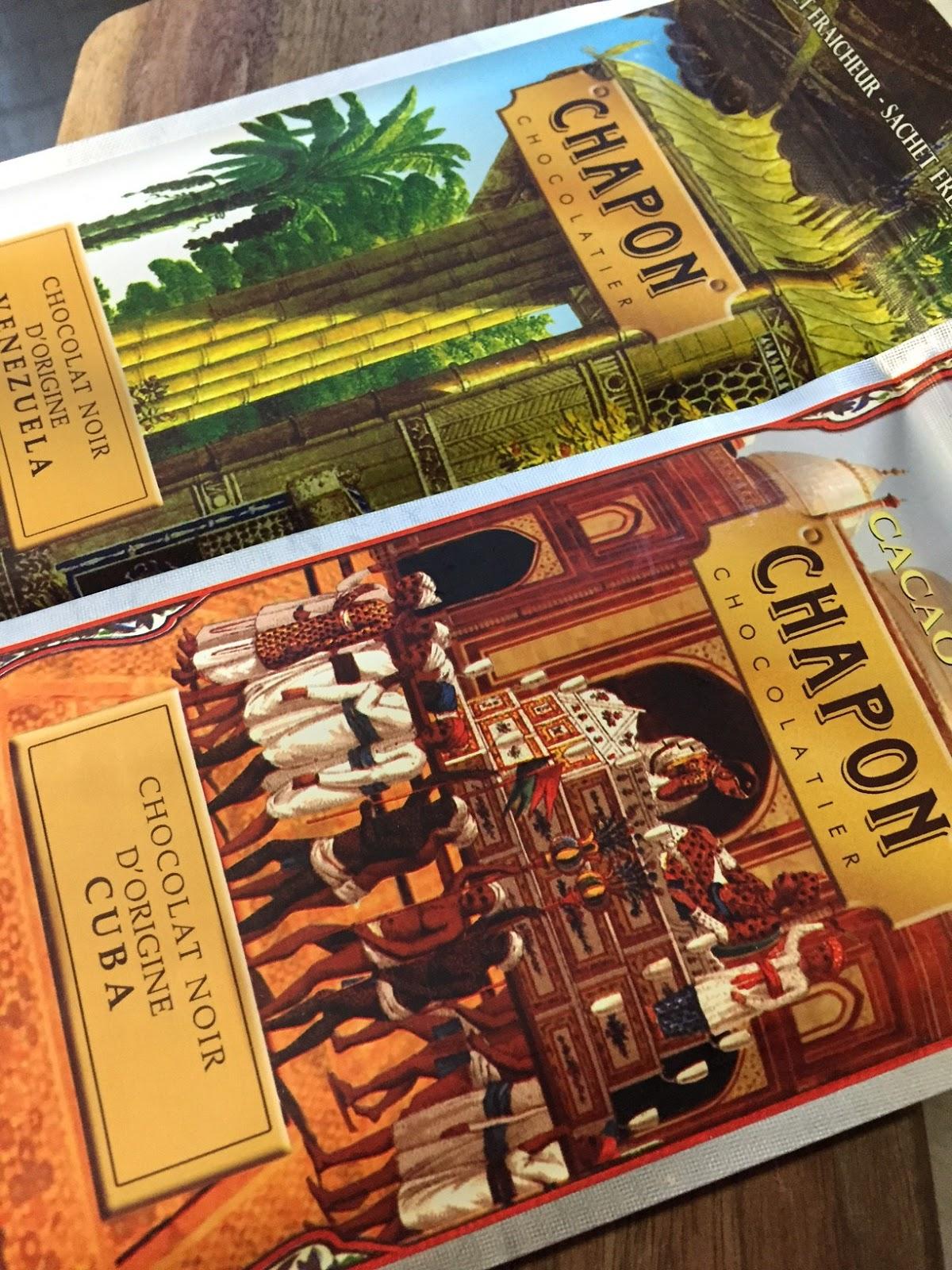 The Ultimate Chocolate Blog: Chocolat Chapon: Origin Chocolate ...