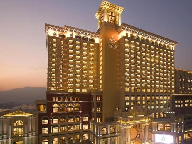 澳門十六浦索菲特大酒店 都減價促銷,低至HK$843晚,7月尾前入住。