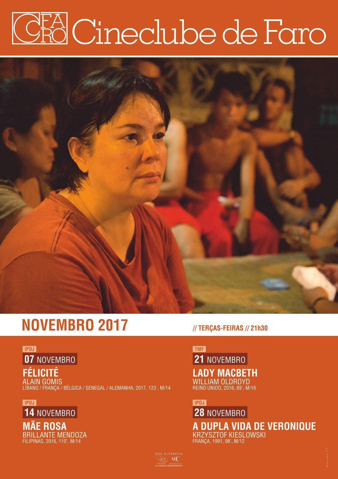 CICLO DO MÊS // nov17