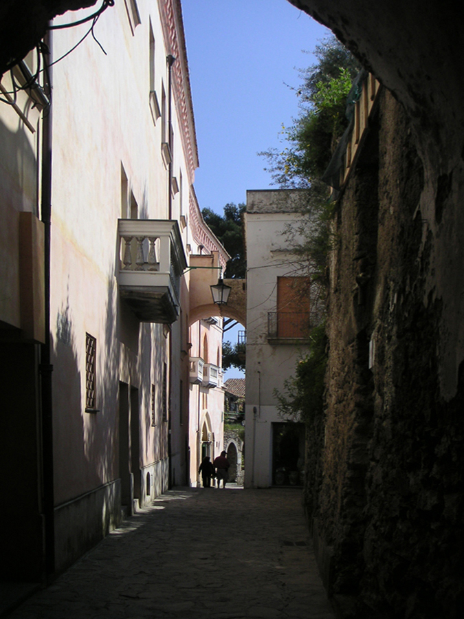 Street in Ravello