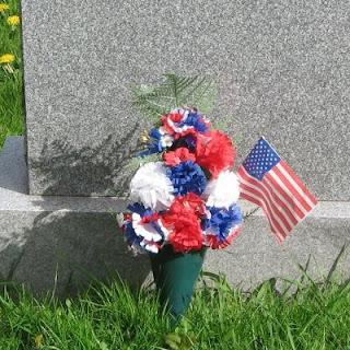 Buy a Memorial Day Cemetery Cone