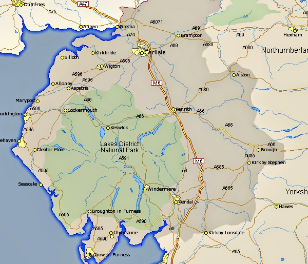 Worldwide Paedophilia  and Rape - Page 3 Cumbria-map