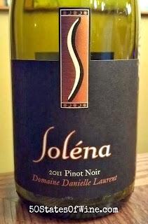 2011 Pinot Noir Domaine Danielle Laurent