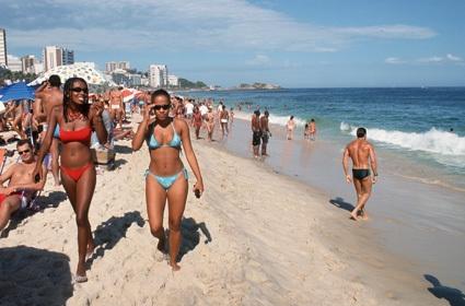 Sextourismus in Brasilien - Orte und Preise Backpacker